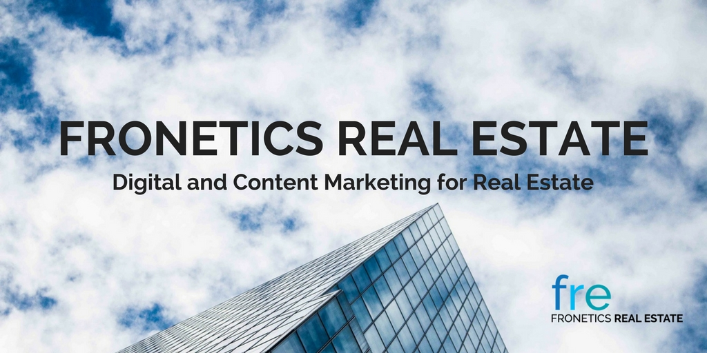 Announcing Fronetics Real Estate's Official Launch