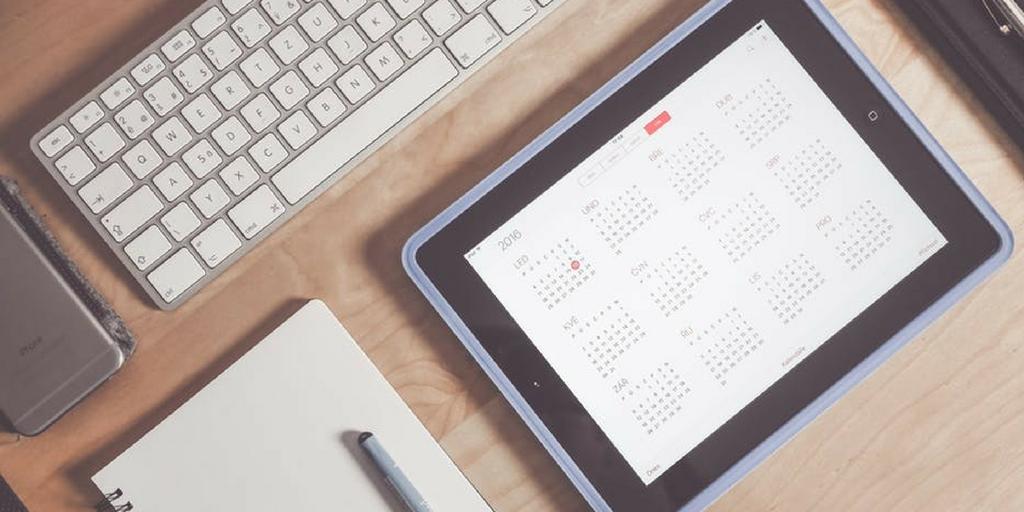 editoral calendar
